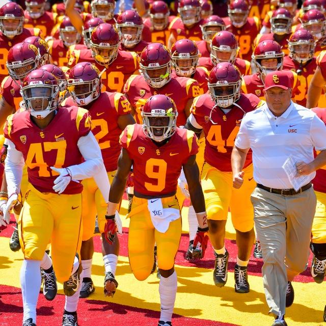 USC Football vs. UNLV